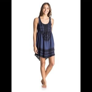 Roxy double dip tank dress